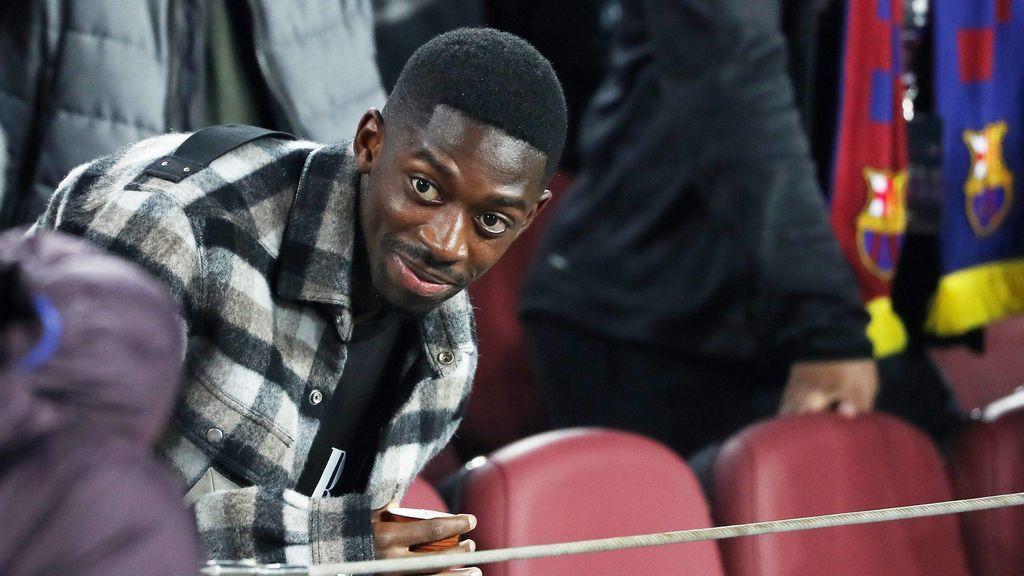 El Manchester United irá a por Dembélé si no consigue el traspaso de Jadon Sancho