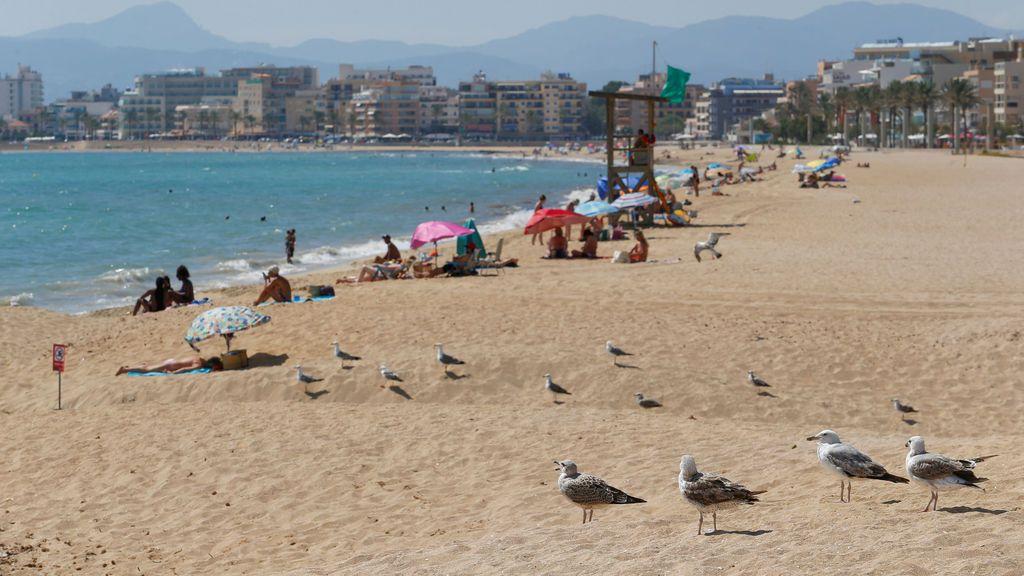 Más de 40ºC por el día y hasta 25ºC por la noche: el tiempo que hará el sábado en España