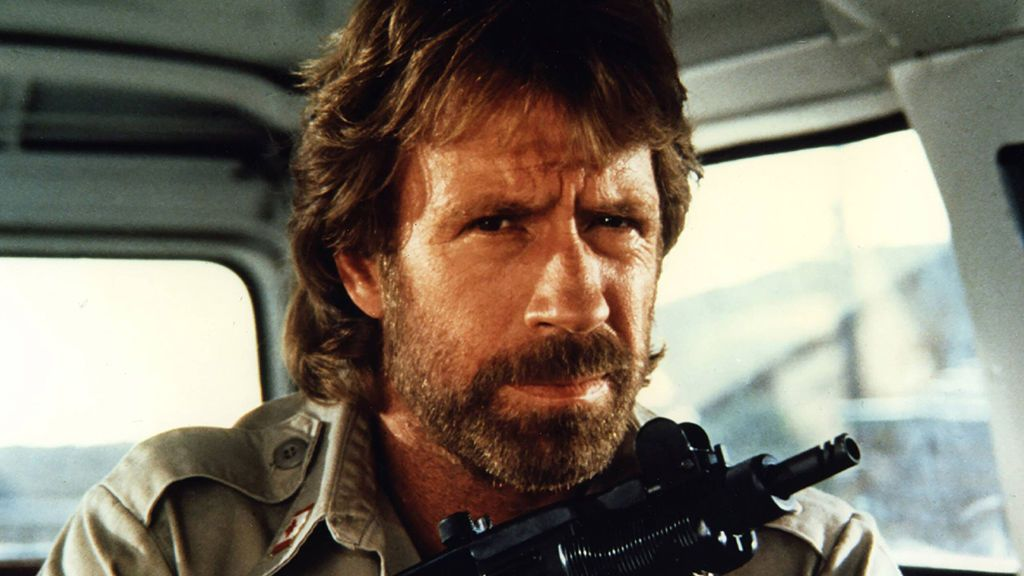 Chuck Norris en 'Missing in Action' (1984)