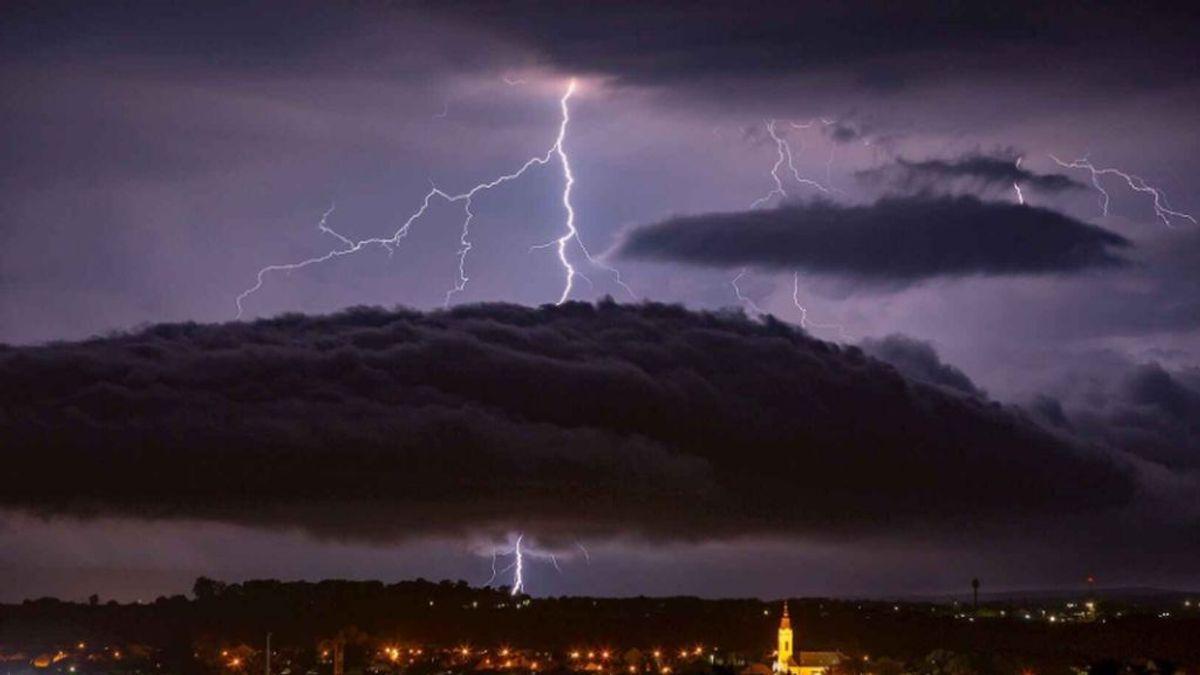 Un informe lanza un SOS: habrá más tormentas en Europa occidental en estos cinco años donde subirán temperaturas