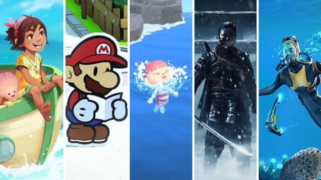 Los mejores videojuegos para disfrutar en verano de 2020