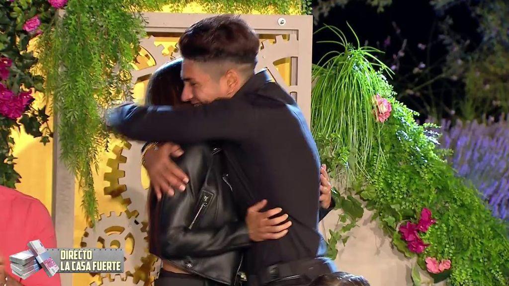 Directo Gala 9: Ferre y Cristina ganan el asalto a Fani y Christofer