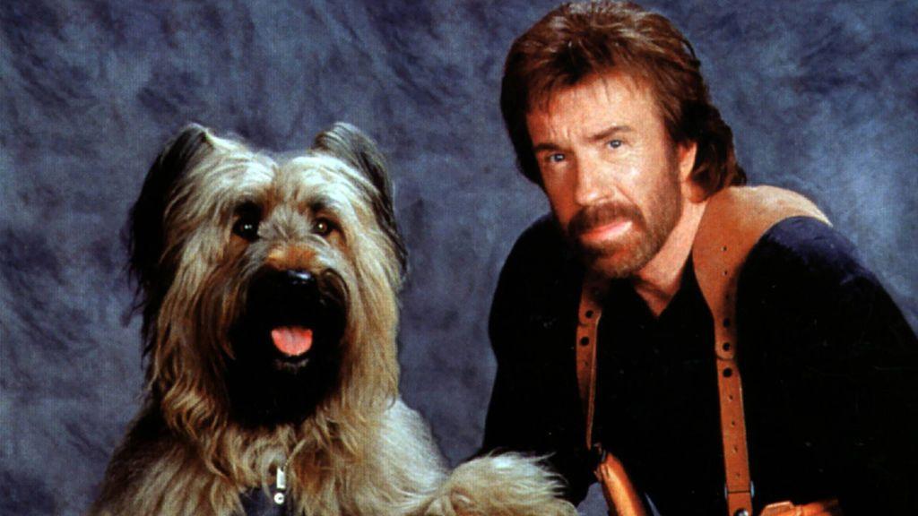 Chuck Norris en 'Top Dog' (1995)