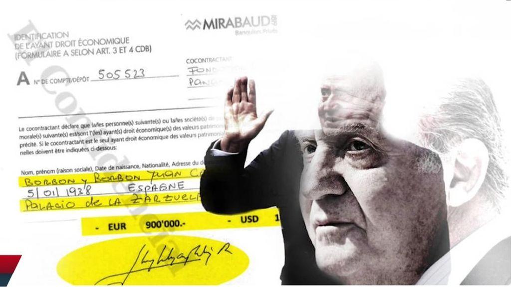 Las misteriosas retiradas de fondos de Juan Carlos I Todo es mentira 2020 Programa 379