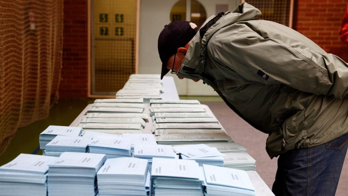 El coronavirus deja sin derecho al voto a unas 200 personas en el País Vasco