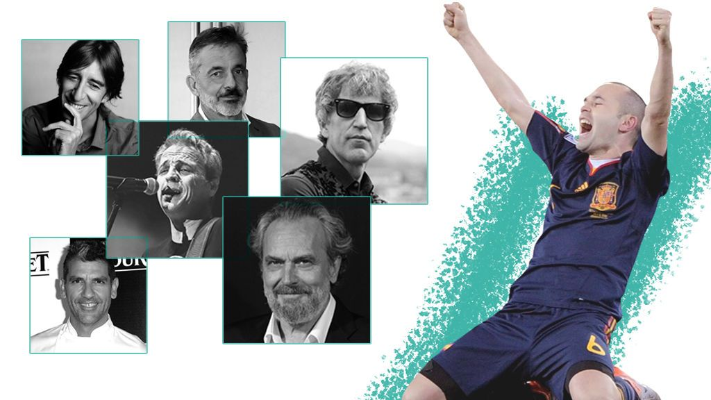 """""""Y tú, ¿dónde estabas en el gol de Iniesta?"""": Coronado, Summers, Erentxun, Roncero, Prado y Sánchez Vicario lo cuentan"""