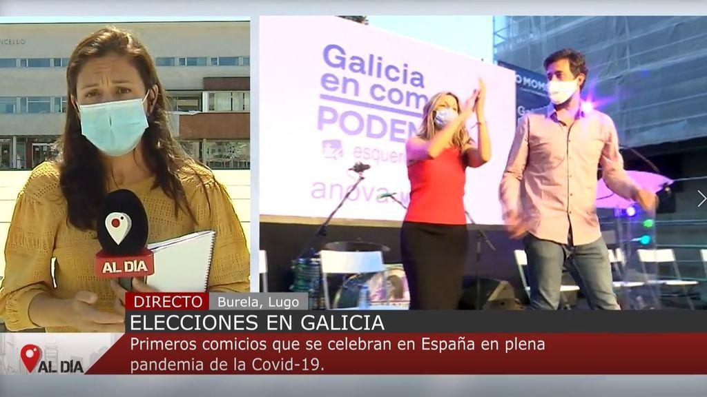 Elecciones en Galicia: comicios marcados por los rebrotes y por la prohibición de votar a los contagiados de coronavirus