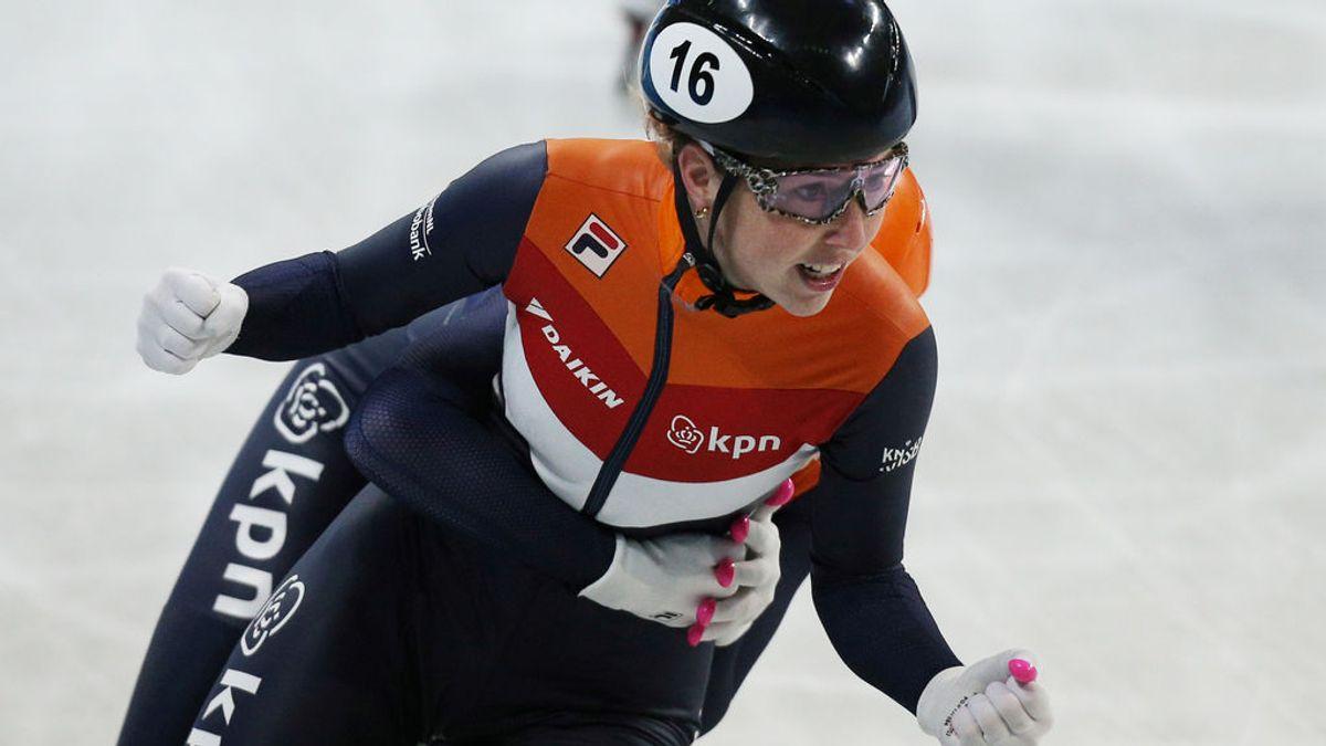 Muere a los 27 años la campeona del mundo de patinaje Lara van Ruijven