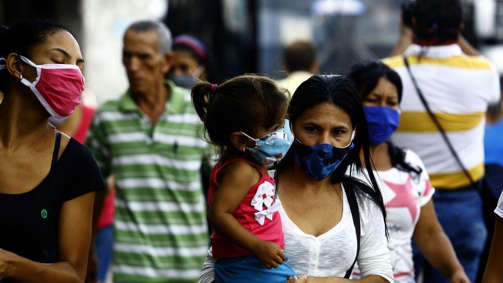 Aislados 1.950 posibles casos de coronavirus en Maracaibo, Venezuela