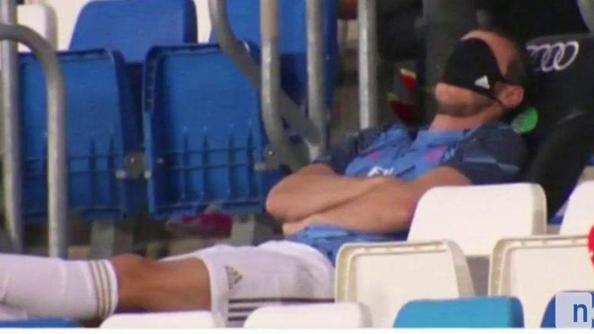 La siesta de Bale en el último partido del Real Madrid: el último desprecio al club y a los madridistas