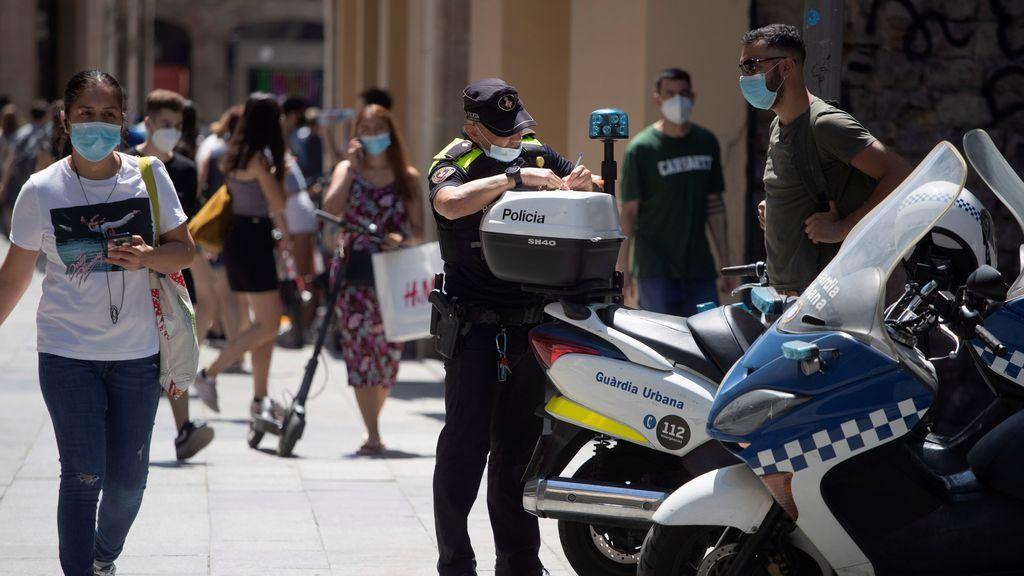 Brote de coronavirus en Cataluña: nueve muertos y 361 nuevos casos en las últimas 24 horas