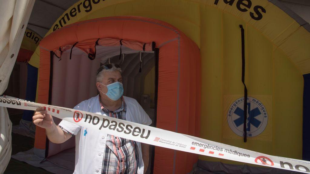 Nueve víctimas mortales y 361 nuevos casos de coronavirus en Cataluña en las últimas horas