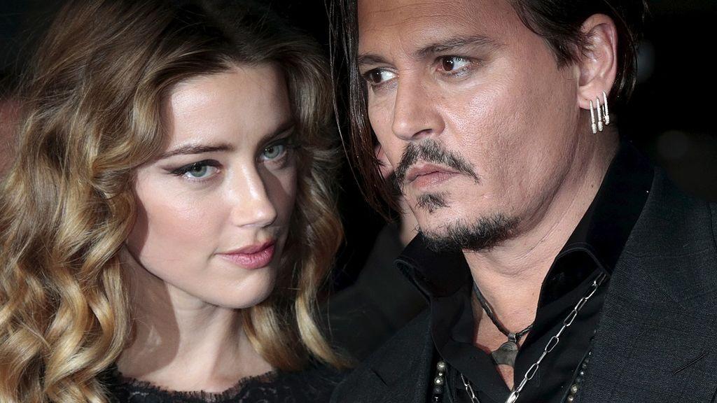 Johnny Depp y Amber Heard fueron pareja entre 2013 y 2016