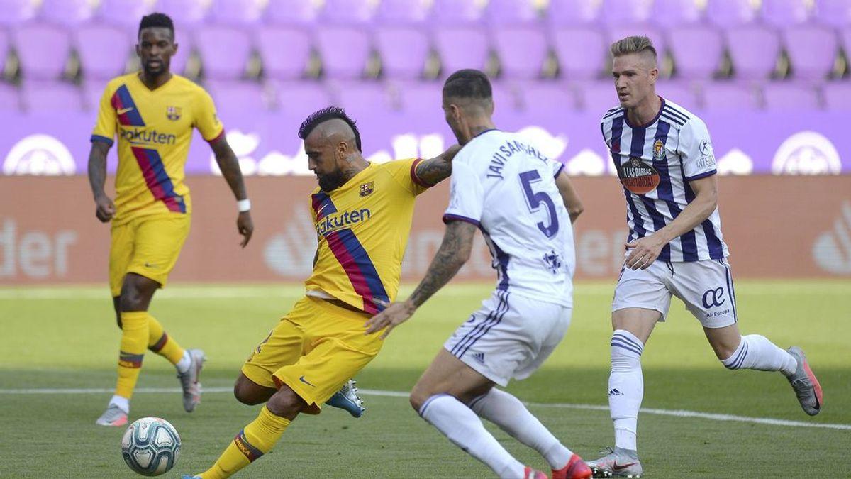 El Barça no desiste de la lucha por La Liga, pero sigue sin convencer con su juego (0-1)