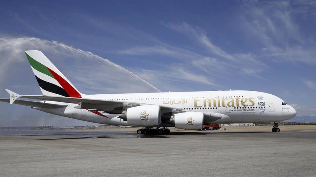 Emirates planea eliminar 9.000 empleos más debido a la crisis de la COVID-19