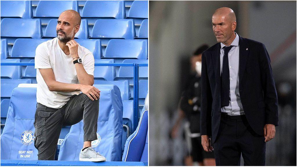 El City de Guardiola asusta al Madrid de Zidane tras sus últimas goleadas