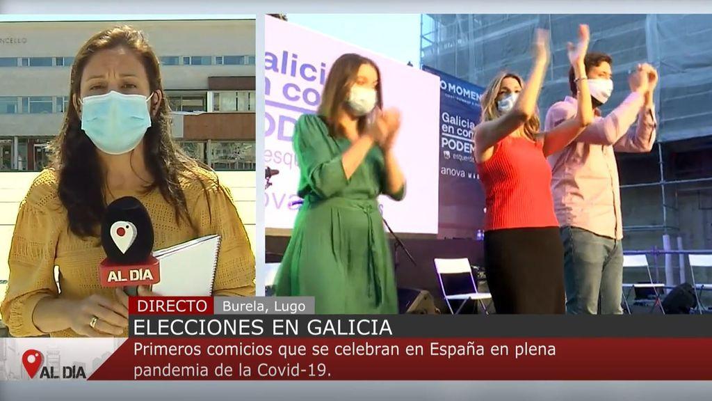 Elecciones 12J: vascos y gallegos se convierten en los primeros españoles en votar en la nueva normalidad