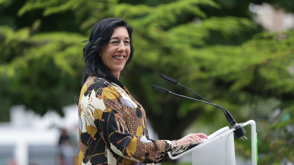 Amaia Martínez logra un escaño para Vox en Euskadi