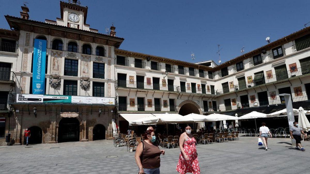 Crece el brote del almuerzo de Sanfermines con 13 casos más y se registran otros tres focos en Navarra