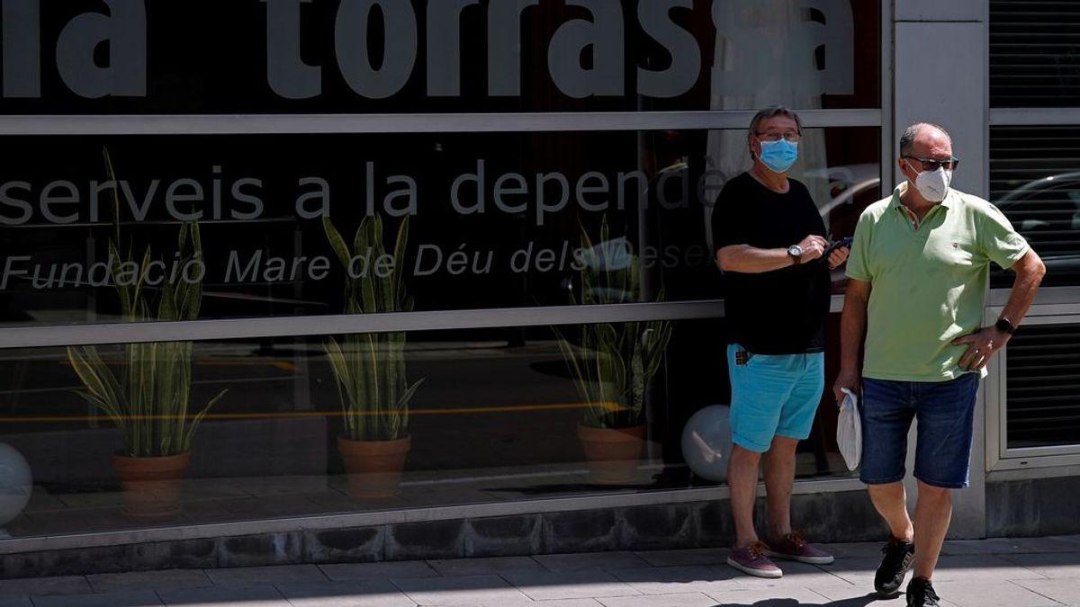 Las medidas que conlleva el confinamiento parcial de Lleida: prohibidas reuniones sociales de más de 10 personas