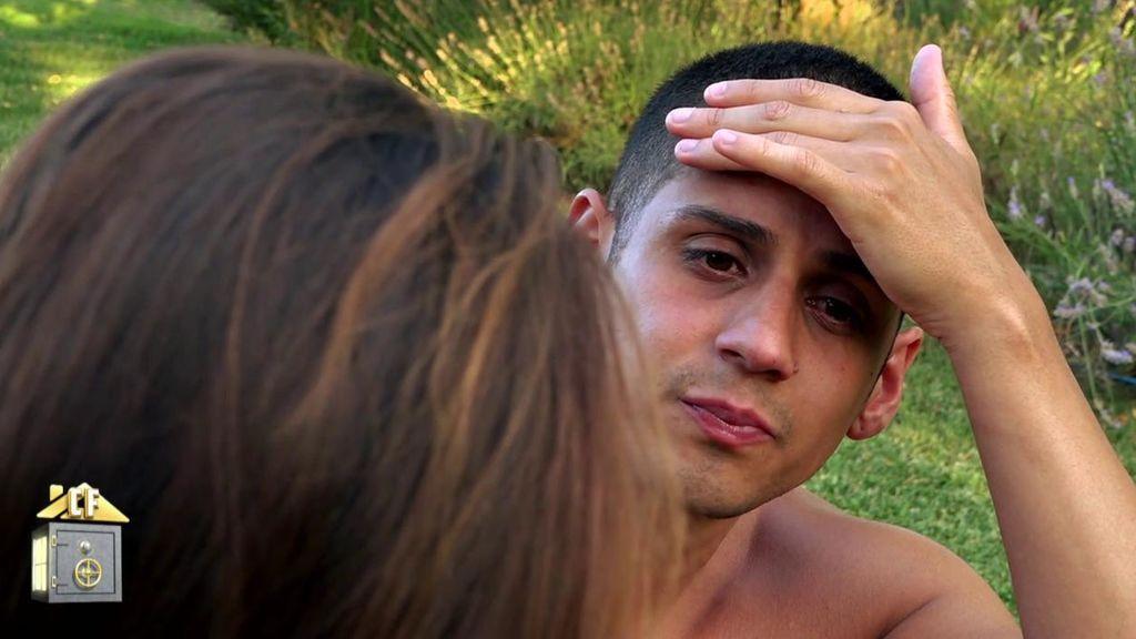 Fani le reconoce a Christofer, entre lágrimas, lo que dijo sobre Rubén