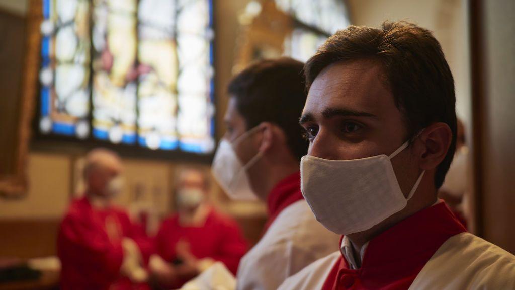 Navarra avanza el uso obligatorio de mascarillas la próxima semana