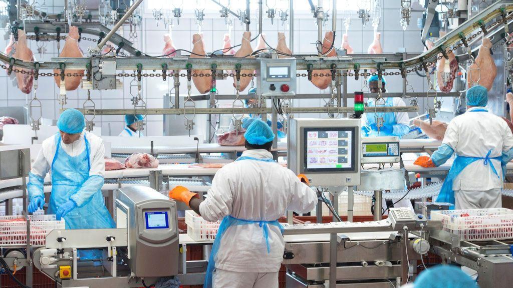 La empresa cárnica bonÀrea reconoce 66 contagios entre sus trabajadores en Guissona, Lleida