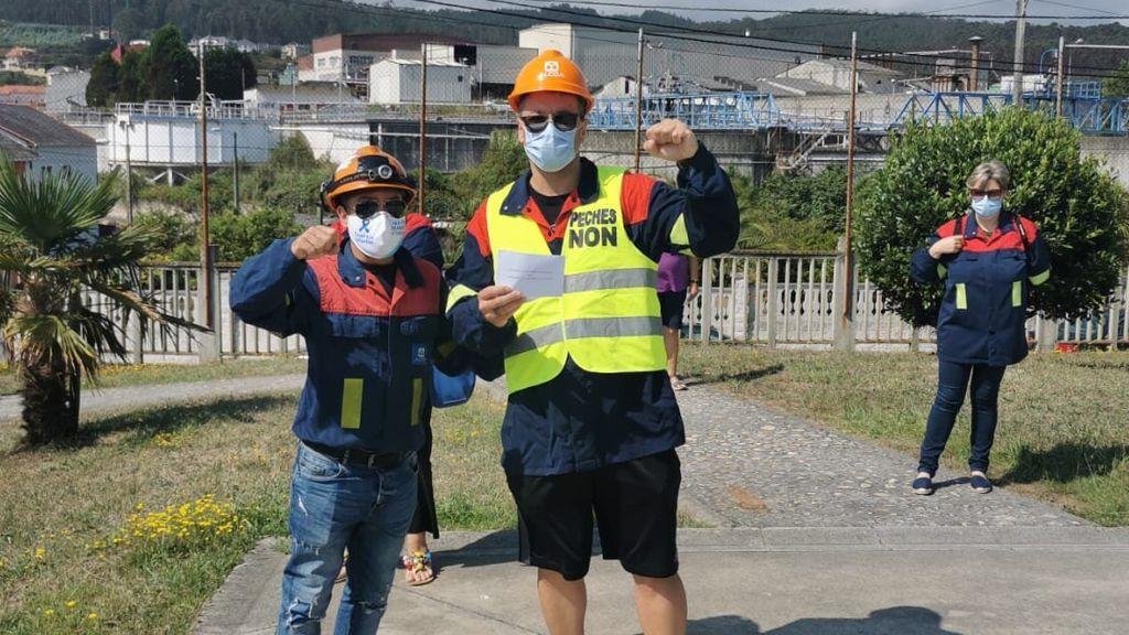 trabajadores alcoa
