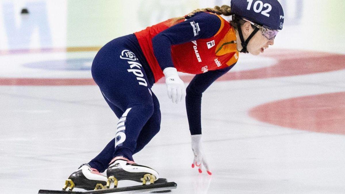 Lara van Ruijven, patinadora olímpica, fallece a los 27 años