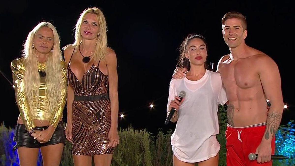 Directo Gala 10: Labrador y Macarena, al asalto de Leti y Yola