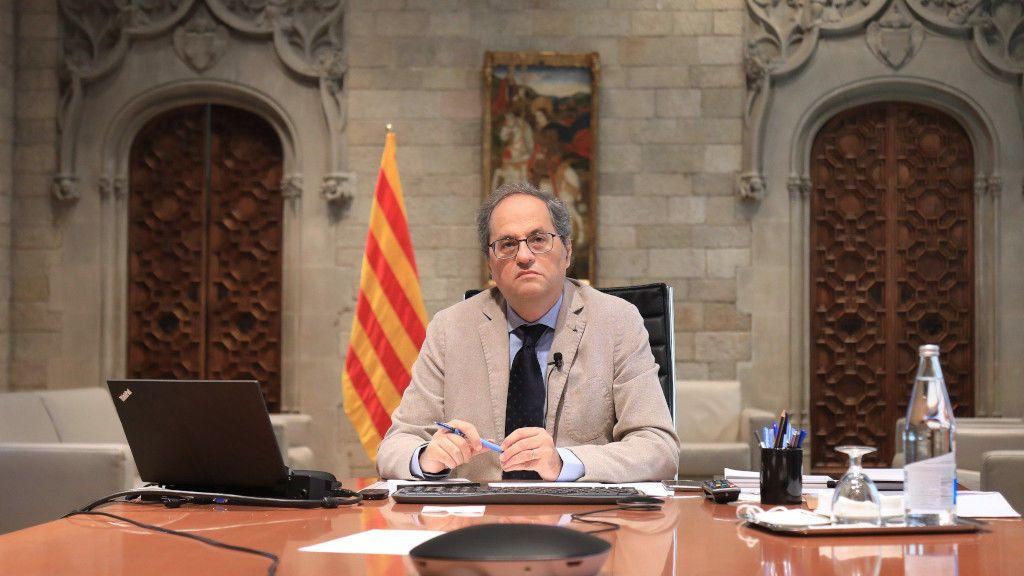 La Generalitat anuncia medidas más restrictivas para contener el brote de Lleida