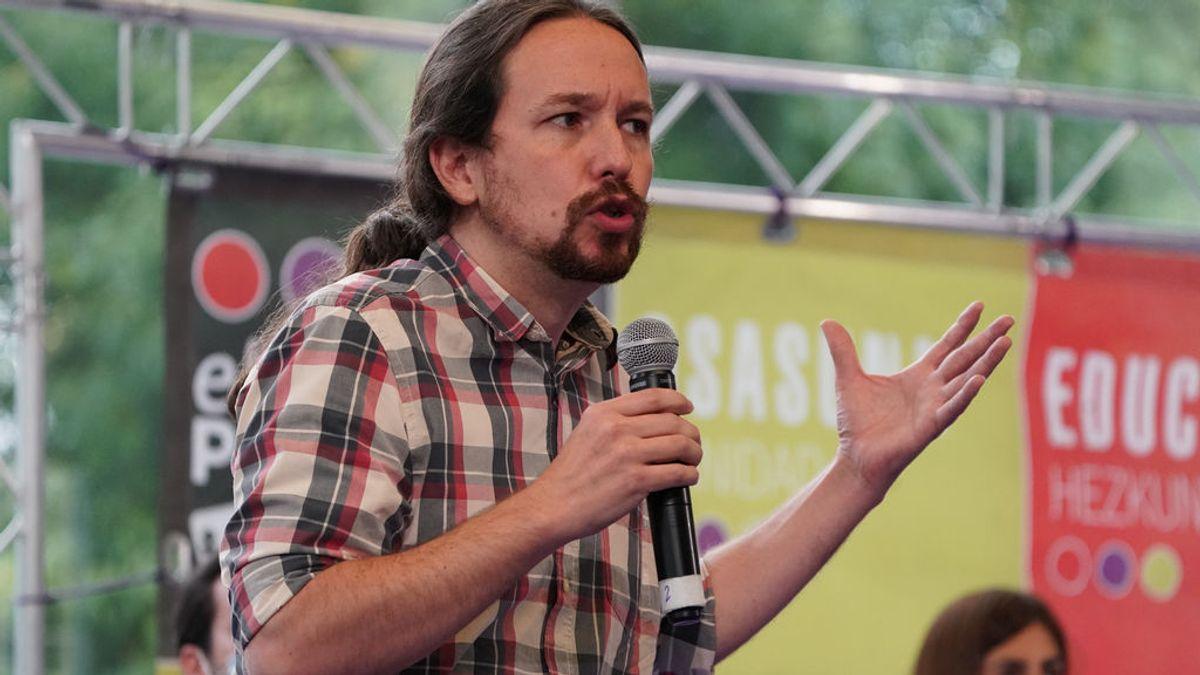 Iglesias sale debilitado de las elecciones gallegas y vascas