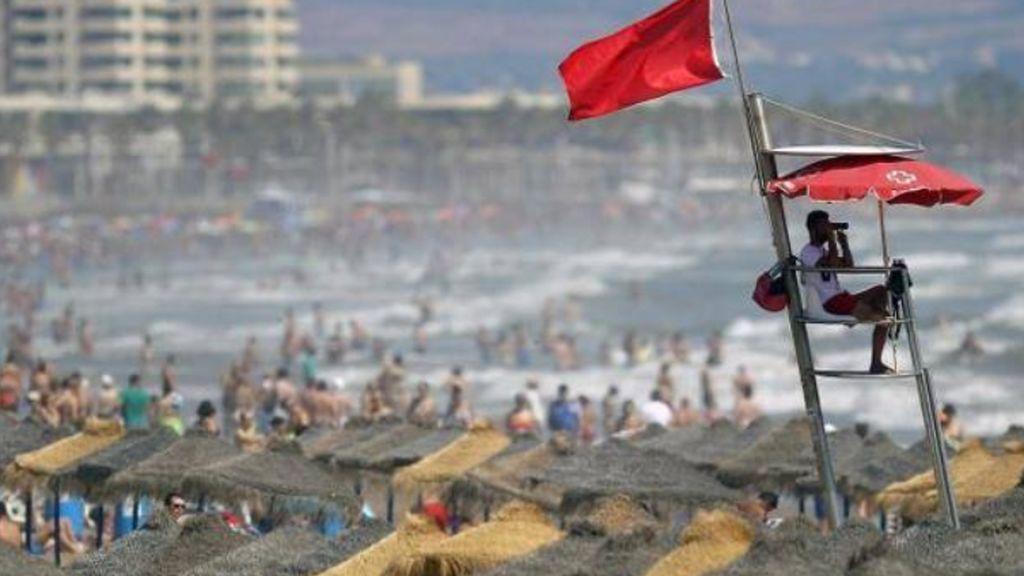 Fin de semana negro en las playas españolas: se dispara el número de ahogos