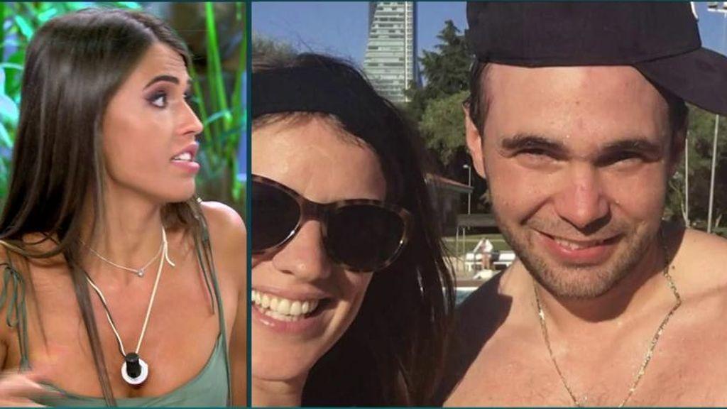 Sofía critica a su hermano y a su novia Jessica