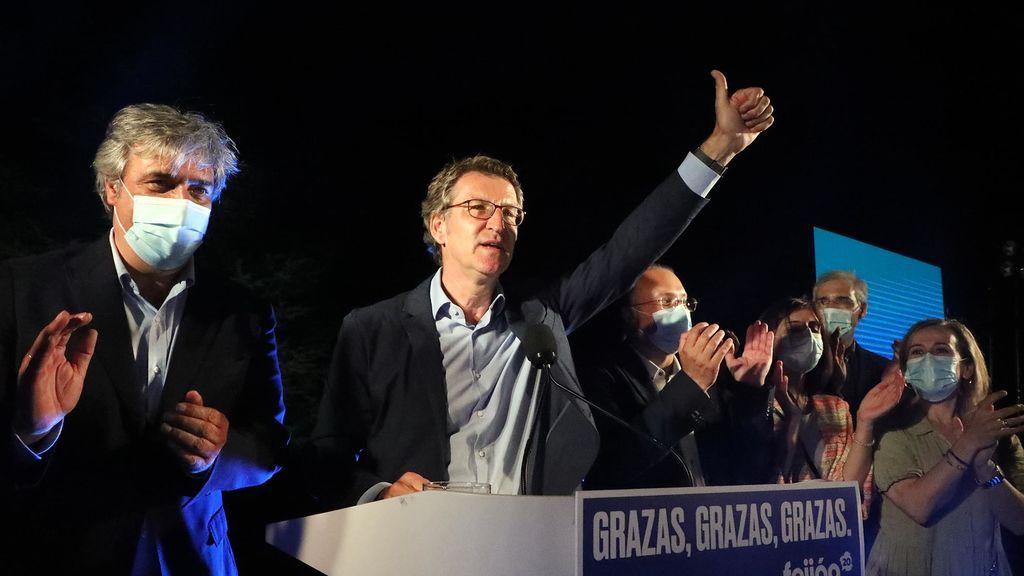 Feijóo dice que el debe a Galicia mas que nunca