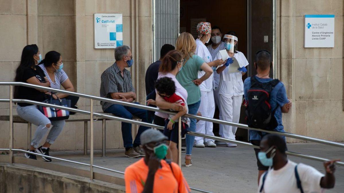 Gobierno descarta aplicar el estado de alarma en Lleida porque las CCAA tienen herramientas para actuar