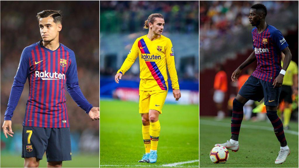 Cuáles han sido los fichajes más caros de FC Barcelona