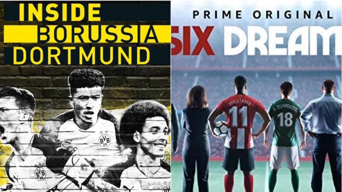 Las mejores series sobre el mundo futbol para hacer un maratón