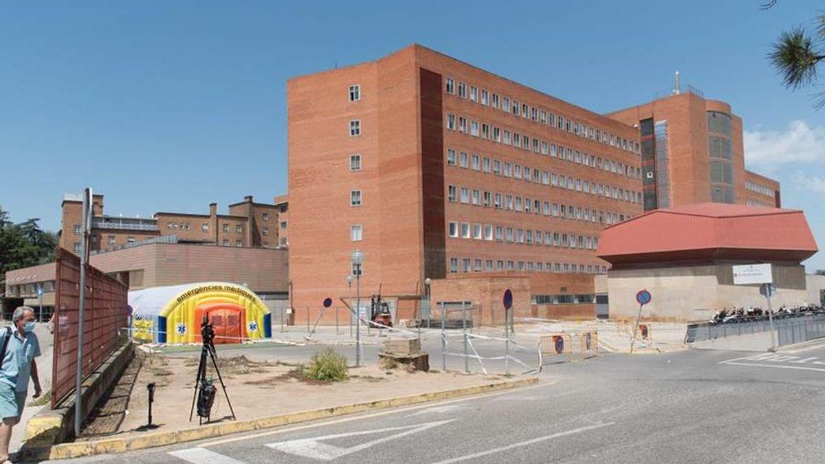 El Hospital Arnau de Vilanova de Lleida abre una tercera planta: crecen los enfermos de más de 60 años