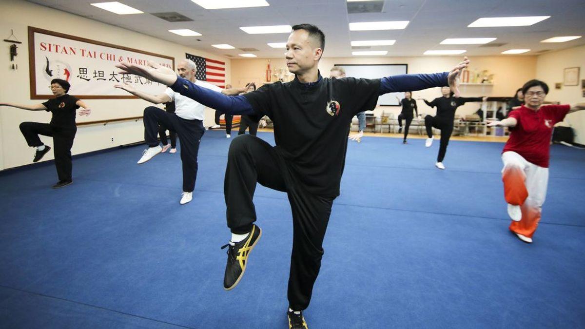 Diferencias entre el Tai Chi y el yoga