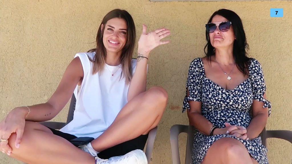 Susana Molina presenta a su madre y mide con ella sus fuerzas (1/2)