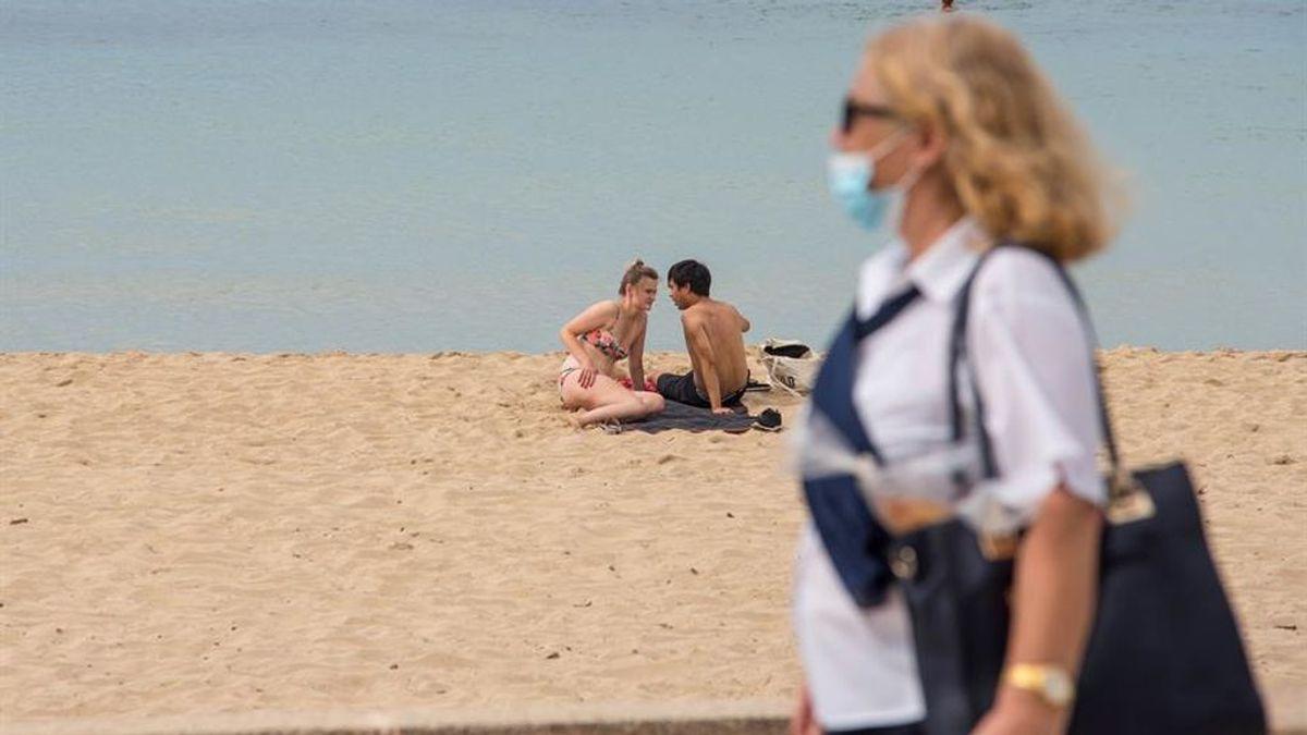 El 73% de los españoles apoya multar a quien no use la mascarilla al aire libre