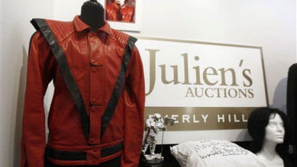 La chaqueta del videoclip de Thriller