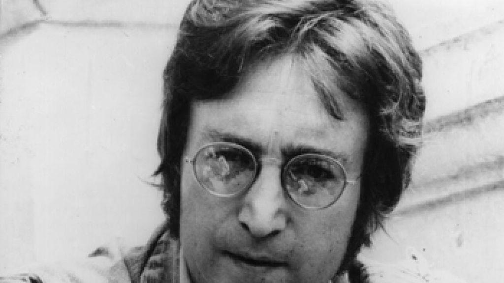 Las gafas redondas de John Lennon