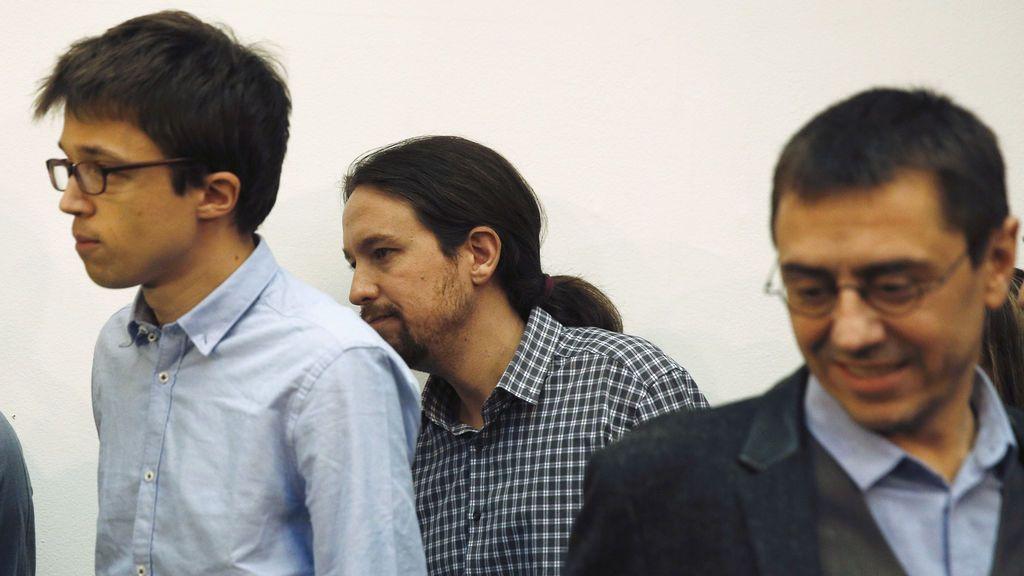 Errejón y Monedero: los ex de Unidas Podemos cargan contra la gestión de Pablo Iglesias