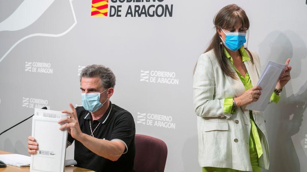 Zaragoza y Huesca retroceden a la 'fase 2 flexibilizada' de la desescalada