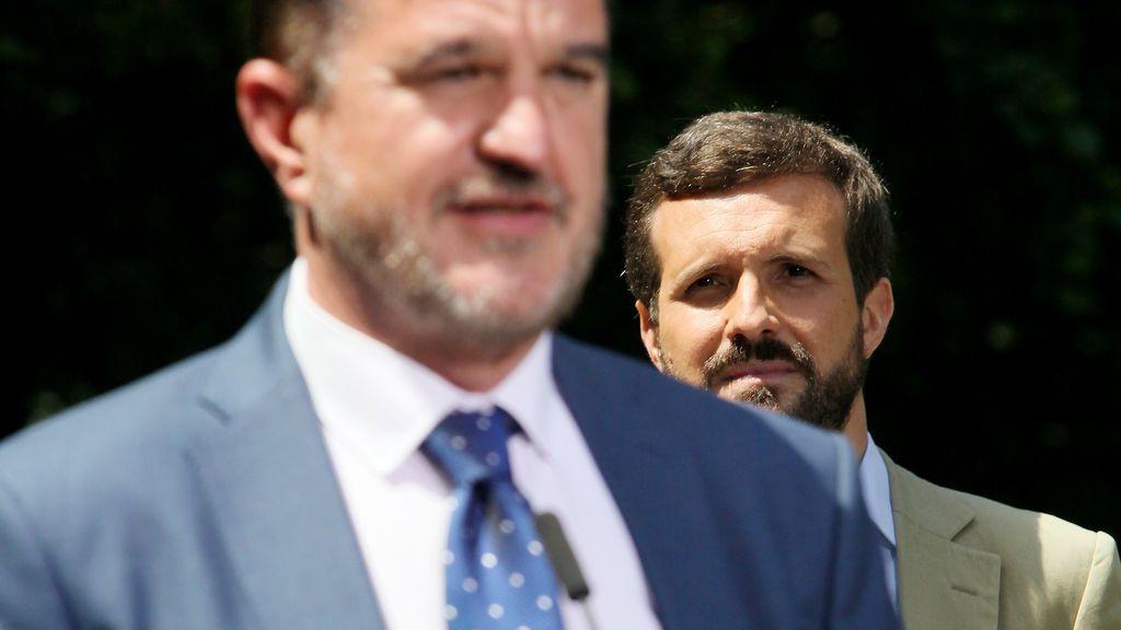 El PP vasco le echará un nuevo pulso a Casado si Génova les impone a Iturgaiz como  presidente