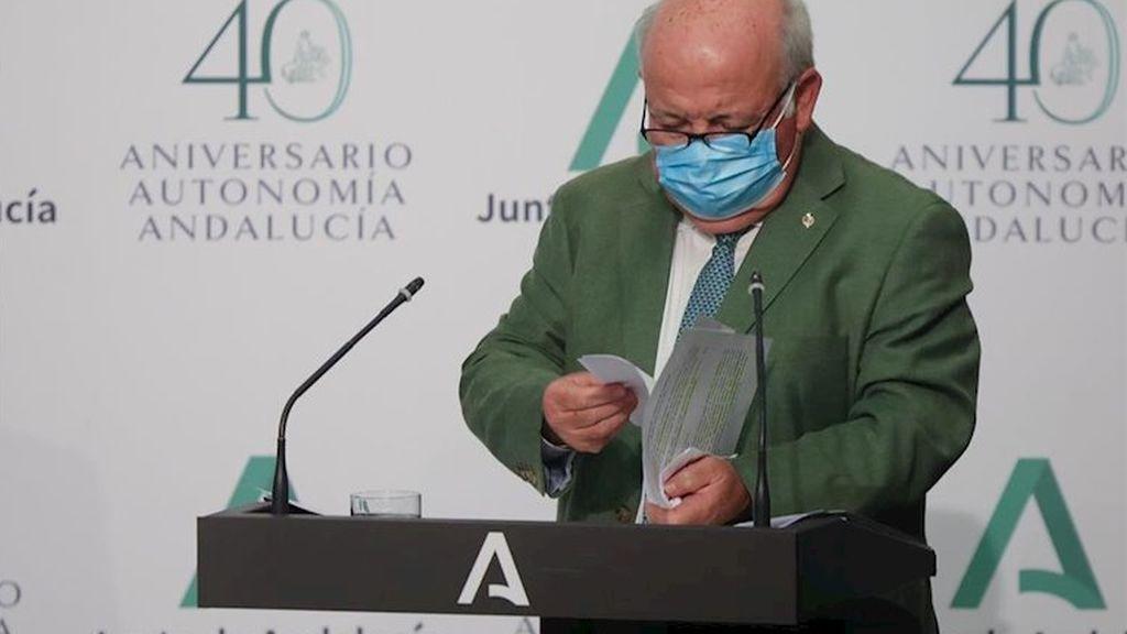 Multas para quien no lleve la mascarilla obligatoria, y limitación en velatorios: las nuevas medidas de Andalucía para frenar los rebrotes