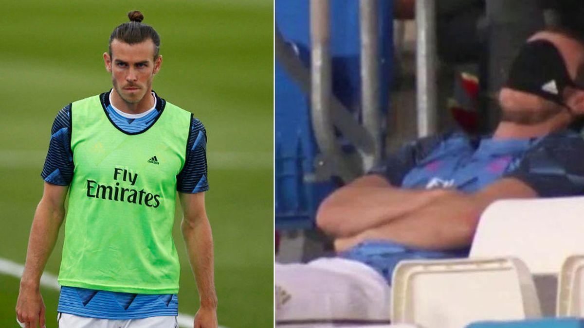 El año más 'triste' de Gareth Bale: del 'Gales, Golf, Madrid' a la siesta ante el Alavés