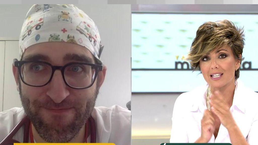 """Doctor Oriol Yuguero, sobre el confinamiento en Lleida: """"Hay que tener buenos rastreadores y confinar a los positivos"""""""
